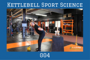 Avoiding Rotation in the Bottom Position of the Snatch – 004 – Kettlebell Sport Science