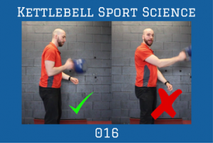 Kettlebell Clean (STOP SMACKING YOUR FOREARM) – 016 – Kettlebell Sport Science