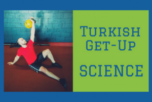 TURKISH GET-UP (the very FIRST SCIENTIFIC RESEARCH STUDY!)